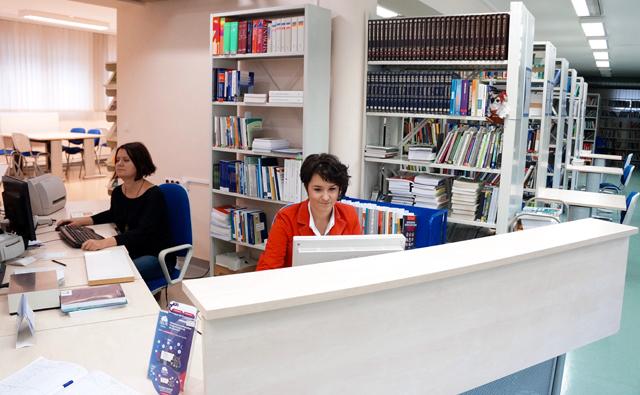 Biblioteka Wydziału Ekonomicznego - pracownicy