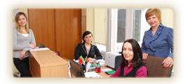 Pracownicy Dziekanatu Wydziału Ekonomicznego