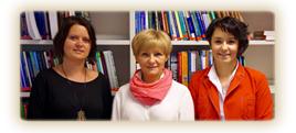 Pracownicy Biblioteki Wydziału Ekonomicznego