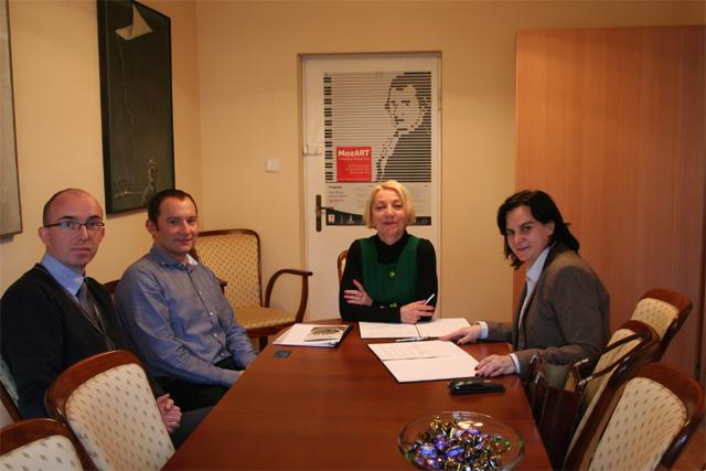 Współpraca z III Liceum Ogólnokształcącym im. Marii Skłodowskiej-Curie w Opolu