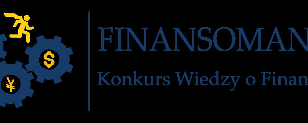 """Jesteśmy współorganizatorem Ogólnopolskiej Olimpiady Wiedzy o Finansach """"Finansomania"""""""