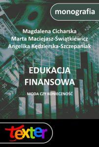 """""""Edukacja finansowa"""""""