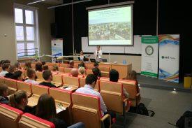 """OPOLSKI DZIEŃ INFORMACJI GEOGRAFICZNEJ """"PLANUJ PRZESTRZEŃ – nowoczesne technologie GIS w gospodarce"""