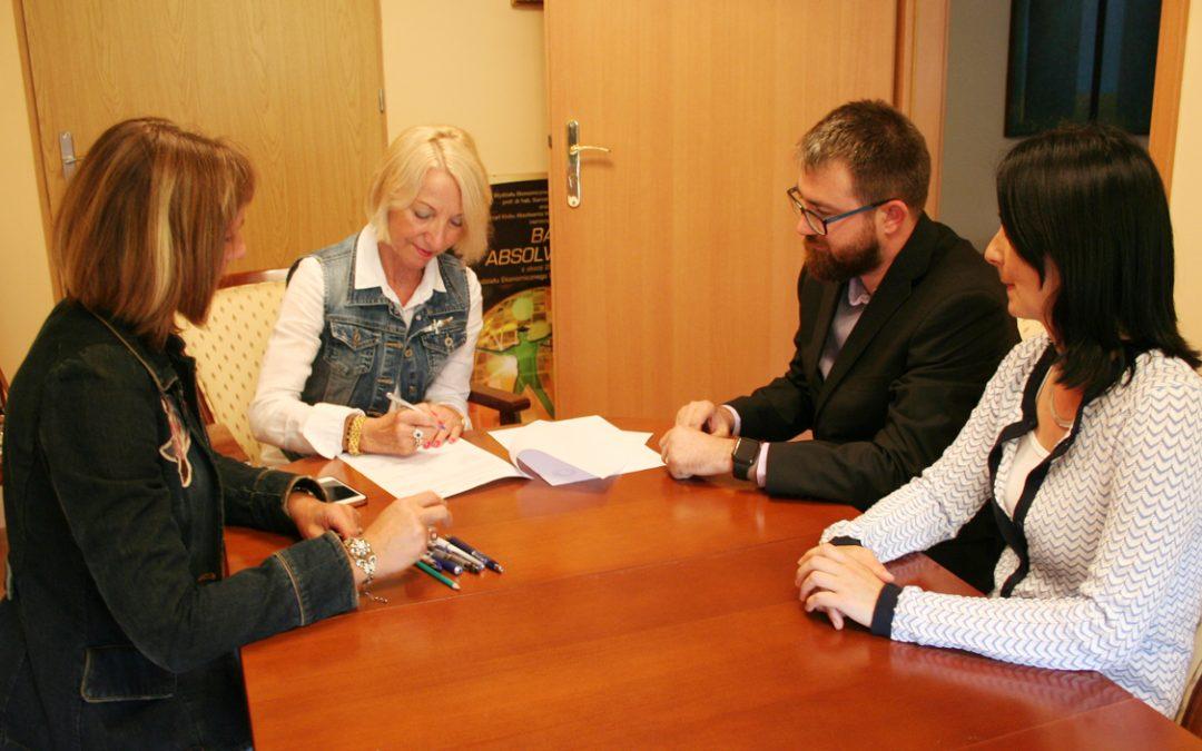 Wizyta gościnna Pana Pavela Taraba z Uniwersytetu Thomas Bata w Zlin w Czechach