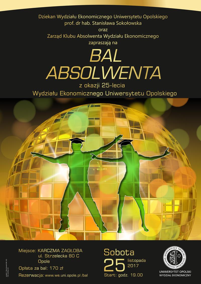 Bal Absolwenta 2017