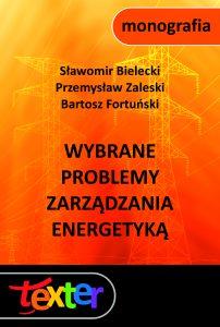 Wybrane problemy zarządzania energetyką
