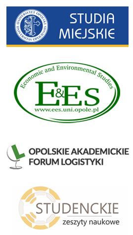 Czasopisma elektroniczne Wydziału Ekonomicznego UO