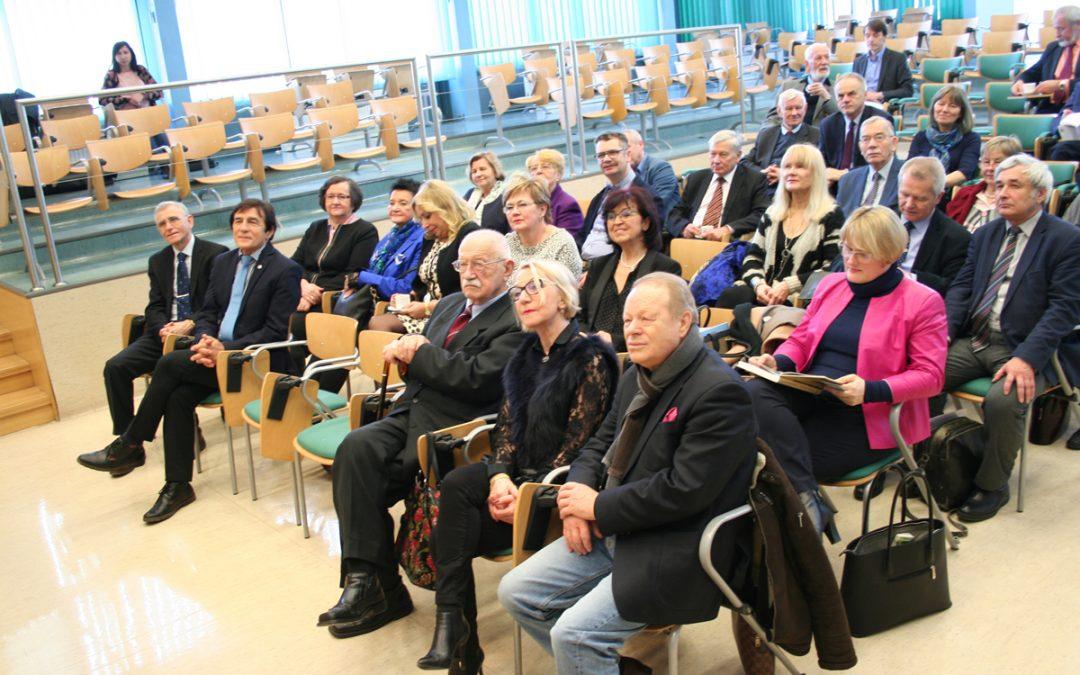 Posiedzenie komitetów naukowych Polskiej Akademii Nauk