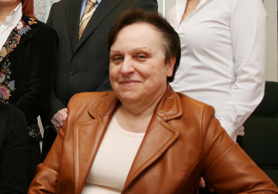 Pani prof. Urszula Łangowska-Szczęśniak laureatką prestiżowej nagrody