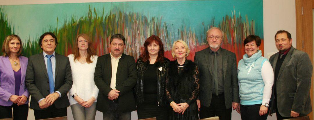 Wizyta przedstawicieli Wydziału Ekonomicznego Politechniki Ostrawskiej