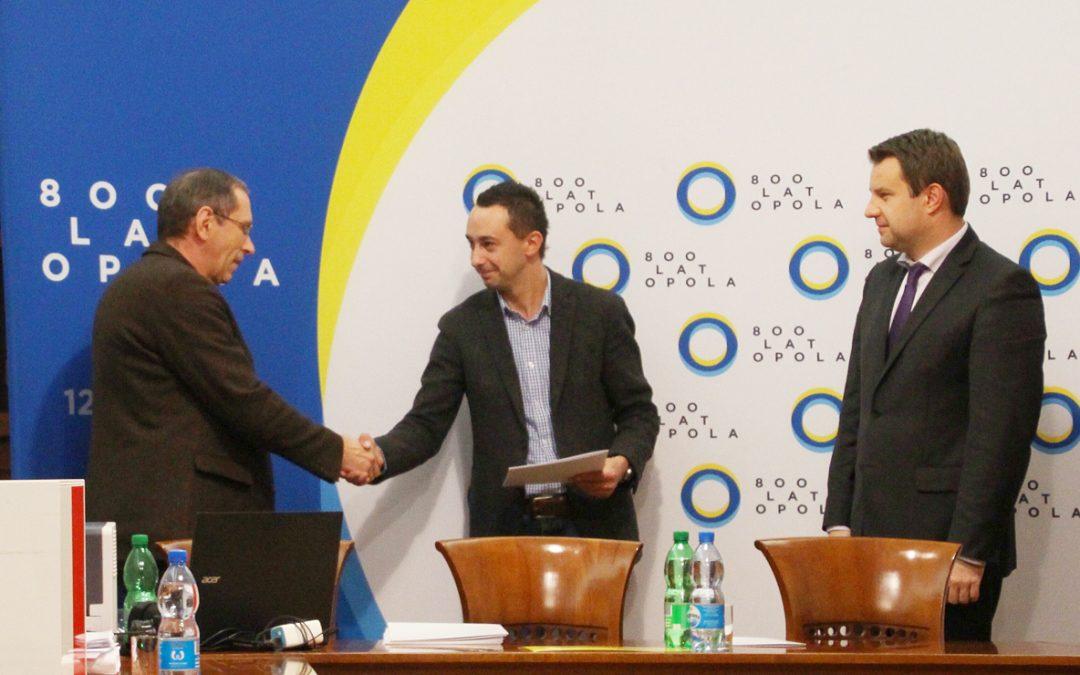Dr Dušan Bogdanov członkiem Rady Dzielnicy Stare Miasto
